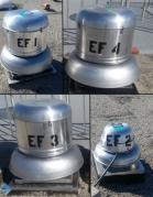 4 exhaust fans