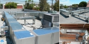 _Ductwork Roof Collage