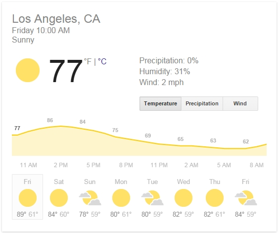 weather, los angeles, summer, forecast, 5 day forecast, 10 day forecast, weather forecast,