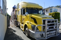 vehicle, truck, networking, hvac, air conditioning, semi truck, portable, repair, road repair, emergency service