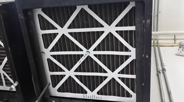 filter, air filter, air conditioning filter, ac filter, dirty filter, clogged filter, maintenance, hvac maintenance, ductwork, ducting,