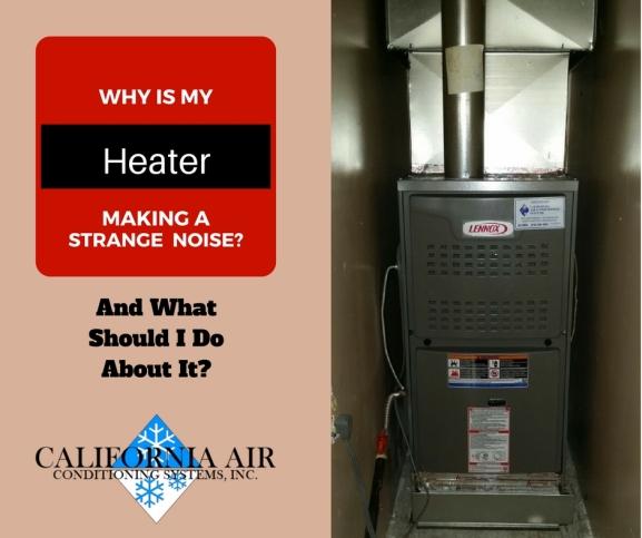 Heater Noises blog post