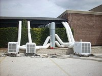 temporary cooling, temporary ac, temporary air conditioning, temporary hvac, spot coolers, spot cooling, portable ac, portable air, portable air conditioning