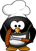penguin-grill