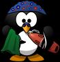penguin scuba